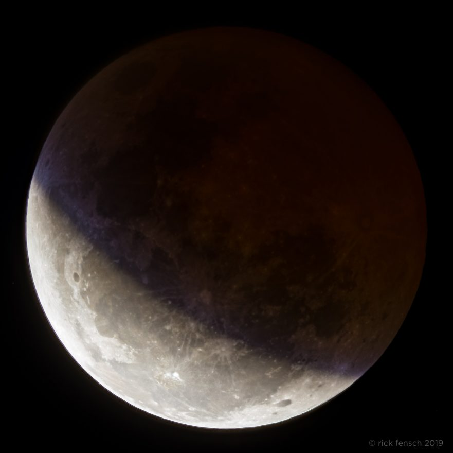HDR Lunar Eclipse