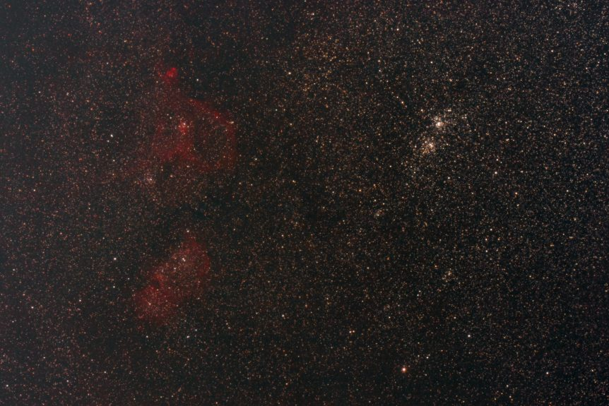 Heart Soul and Double Cluster