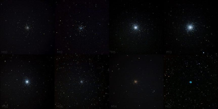 Messier Compare