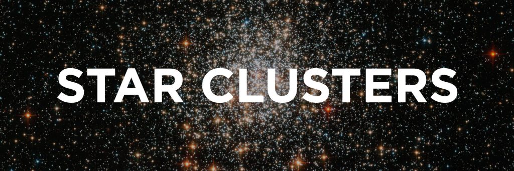 Star Clusters Gallery